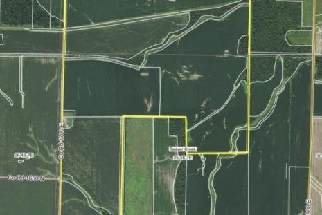Farm for sale Tract 1